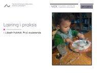 Oplæg: Læring i praksis - NCK