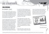 DE STADSBRIL - Chiro