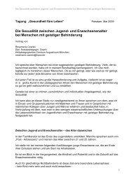 Beitrag Frau Czarski (pdf - 68.9 KB) - Gesundheitfuersleben.de