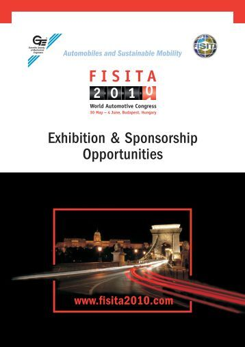 Scientific Society of Mechanical Engineers FISITA 20 0