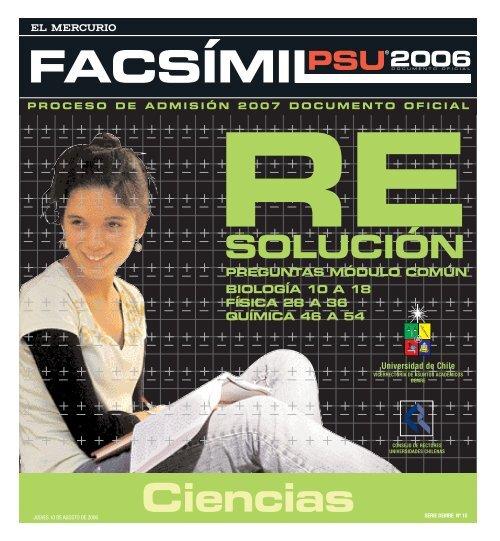 FACSÍMIL 2006 - Demre
