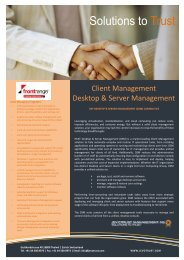 English - JevoTrust Management AG
