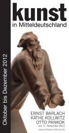 Kunst in Mitteldeutschland - im Kunstverein