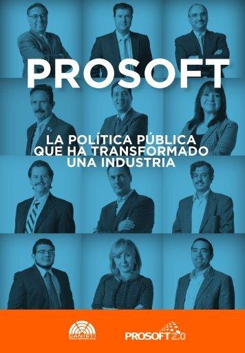 P&R - Prosoft - Secretaría de Economía