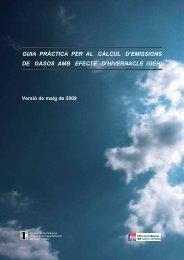 Guia pràctica per al càlcul d'emissions de gasos amb efecte d ...