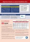 Studien-Kreuzfahrten weltweit 2014 - Biblische Reisen - Seite 2