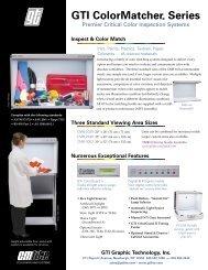 GTI ColorMatcher® Series - Rbatlas.com