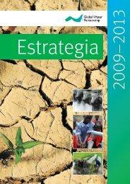 Estrategia 2009-2013 - Global Water Partnership