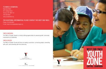 WESTENDYMCA - YMCA of Greater Toronto