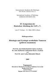 Anamnesen als .pdf - Internationale Akademie für Pathologie ...