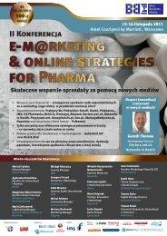 e-comunication pharma 2011.cdr - Blue Business Media