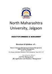 North Maharashtra University, Jalgaon