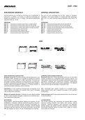 Technical manual maxa fan coils hwf-Hwi - Page 4