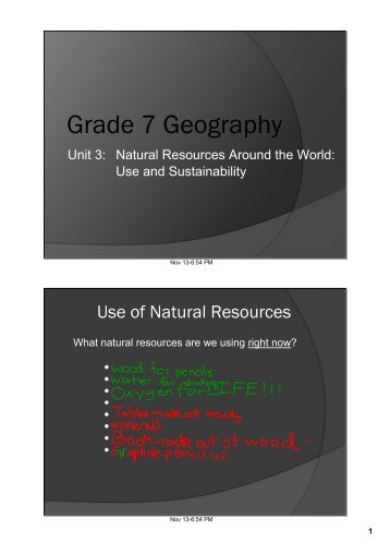G3-5 Chapter 8 Assignment.notebook