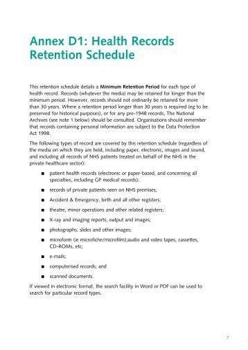 record retention schedule zeobadboytk With document retention software