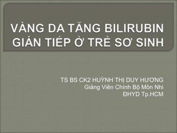 VANG DA TANG BILIRUBIN GT 2010 (NXPowerLite ... - Moodle YDS