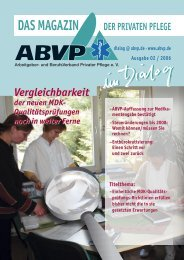 Ausgabe 02 2006 - ABVP