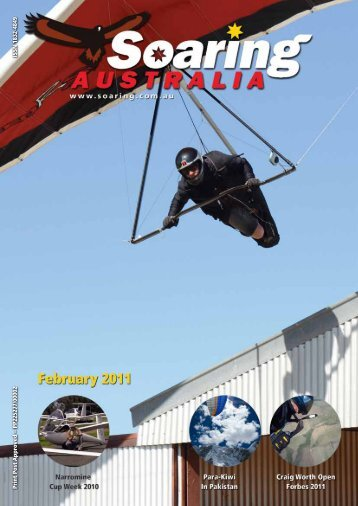 February - Hang Gliding Federation of Australia