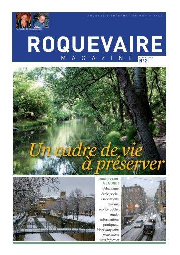 Un cadre de vie à préserver - Roquevaire