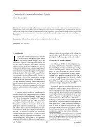 Evolución del sistema tributario en España - extoikos