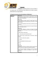 XXIV. Los mecanismos de participación ciudadana de que se ...