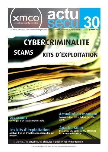 Scam et kits d'exploitation - XMCO