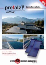 Nastro fotovoltaico - Alpewa S.r.l.