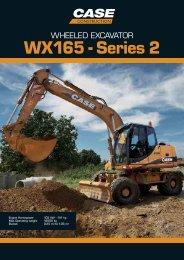 WX 165 Series2 - Case Construction
