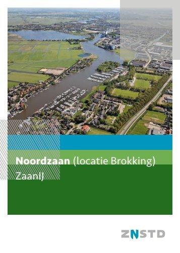 Noordzaan (locatie Brokking) ZaanIJ
