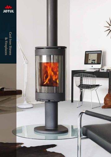 Jøtul Brochure (PDF - 3.2MB) - Murphy Heating