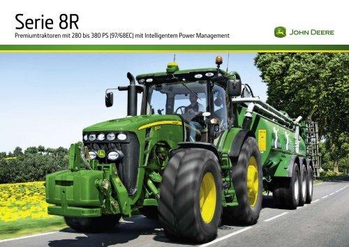 Serie 8R - kaiser-traktoren