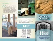 Homeless Outreach - Mental Health Kokua