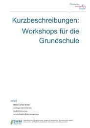 Lerntypen erkennen - Studenten machen Schule in Hamburg