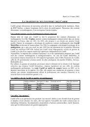 Le 19 mars 2002 - BNP Paribas