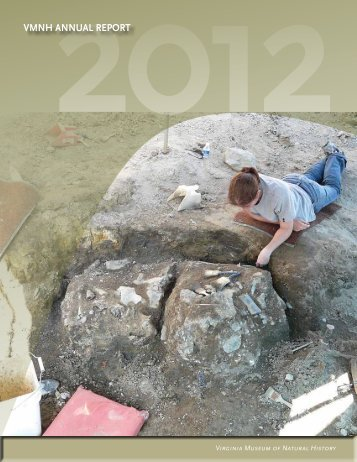 2012 Annual Report - Virginia Museum of Natural History