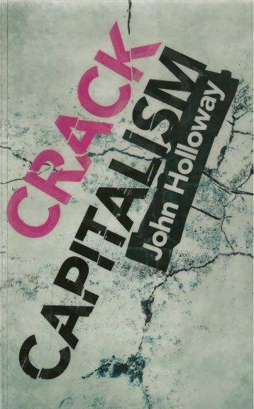 CRACK CAPITALISM John Holloway