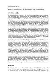 Referentenentwurf - Bildungsverband.info