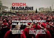 OTech Magazine - Winter 2014