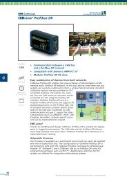 CANview Profibus DP - RM Michaelides Software & Elektronik GmbH