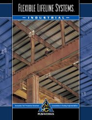 Industrial Brochure - Flexible Lifeline Systems