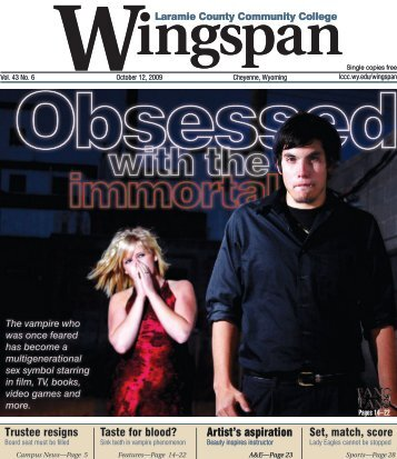 October - Wingspan