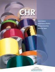 Brochure: CHR® Pressure-Sensitive Adhesive Tapes