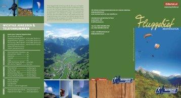 wichtige adressen & telefonnummern - Rene-affolter.ch