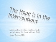 AM2: The Hope is in the Interventions - Interprofessional.ubc.ca