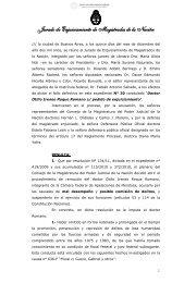 CIJ - Centro de Información Judicial - CONSIGNASTDF