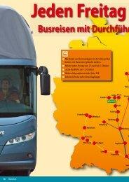 Busreisen mit Durchführungsgarantie - ID Riva Tours
