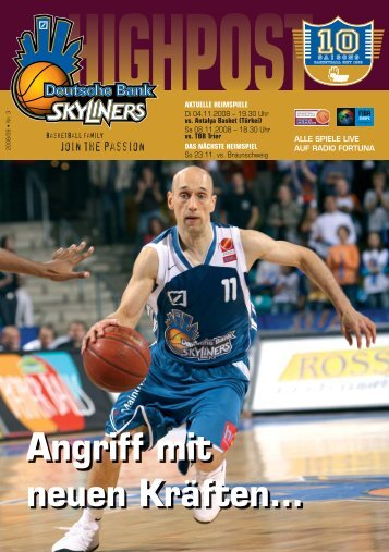 8 - Fraport Skyliners