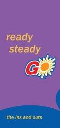 ready steady - GO Travel Insurance