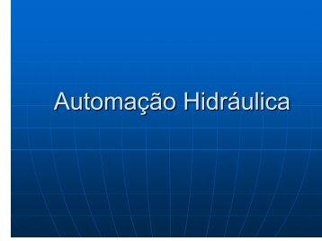 Automação Hidráulica - UTFPR