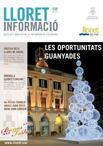 Núm. 58 - Ajuntament de Lloret de Mar